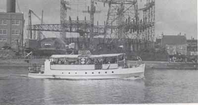 The Ashton on the River Clyde 1938